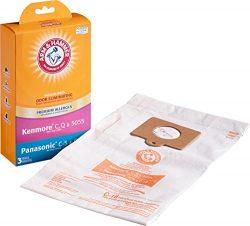 Arm & Hammer Kenmore Style C, Q & 5055 Premium Allergen Bag Pkg C, Q
