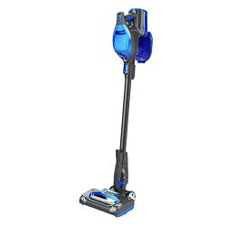 Shark Rocket Deluxe Blue Handheld Upright Vacuum Cleaner (Certified Refurbished)