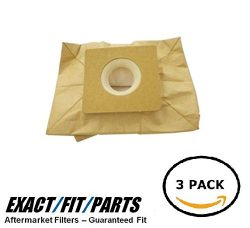 Vacuum Bags for Bissell Canister Zing 22Q3 2037500, 2037960, 77F8 (3 Pack)