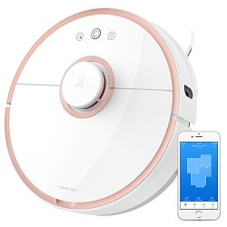 Roborock S511 Xiaomi Robot Vacuum and Mop, Smart Navigating Robotic Vacuum Cleaner with 2000Pa S ...