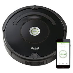 iRobot Roomba 671 Robot Vacuum with Wi-Fi Connectivity, Works with Alexa, Good for Pet Hair, Car ...