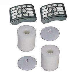 EcoMaid Accessories For Shark Rotator Pro Lift-Away NV500 NV501 NV505 NV552 HEPA Filter & Fo ...