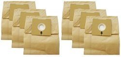 Bissell Dust Bag (2) 3pks 4122 Series #2138425 (6 total bags)