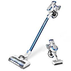 tineco A10 Hero Cordless Vacuum Cleaner, 350W Digital Motor, Lithium Battery, Motorized LED Powe ...