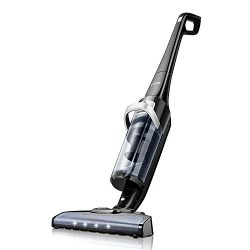 Deik Cordless Vacuum Cleaner, Lightweight Stick Vacuum Cleaner with 28.8V Li-ion Battery Powered ...