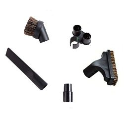 EZ SPARES 5PCS Universal Replacement 32mm & 35mm Vacuum Cleaner Accessories Horsehair Brush  ...