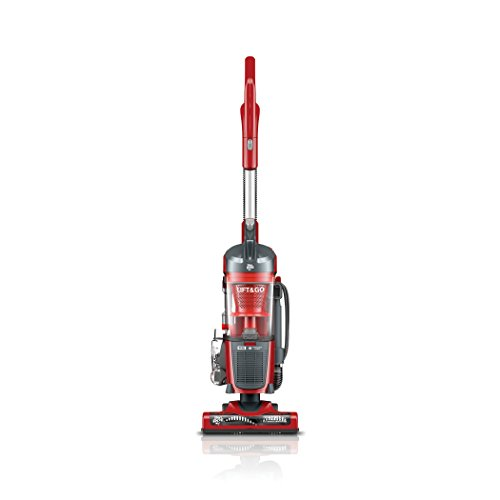 Dirt Devil Lift and Go Vacuum with Swipes, Red – Corded