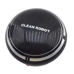 Automatic USB Rechargeable Smart Robot Vacuum Floor Cleaner Sweeping Suction Highly Skilled Robo ...