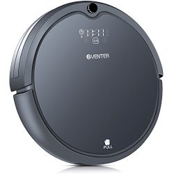 Robot Vacuum Cleaner with Powerful Suction, Auto-charging Anti-Dropping Robot Vacuum, Hardwood F ...