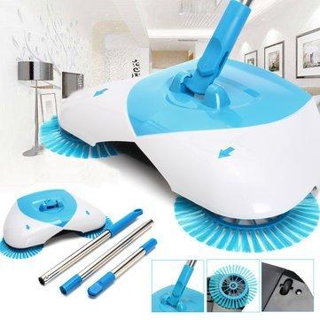 Twist Sweep – Automatic Hand Push Sweeper Broom Household Floor Mop Electric – Twist ...