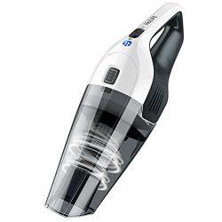 Hand Vacuum Cleaner Cordless, HOLIFE Handheld Vacuum Portable Car Vacuum Lightweight Hand VAC wi ...