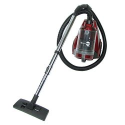 Artix – AHC-RR Revo Red Bagless HEPA Certified Bagless Canister Vacuum