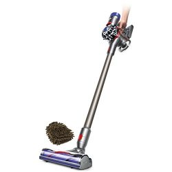 Dyson V8 Animal Cordless Battery Cord Free Stick Vacuum, Nickel (Complete Set) w/ Bonus: Premium ...