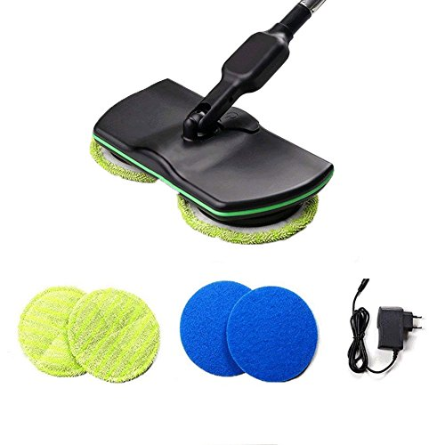 Electronic Wireless Mop Belufy Electric Sweeper Cordless