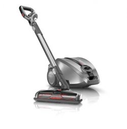 Hoover Quiet Performance Bagged Canister Vacuum, SH30050 – Corded