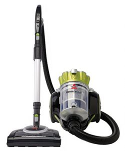 Bissell Powergroom Multicyclonic Bagless Canister Vacuum – Corded