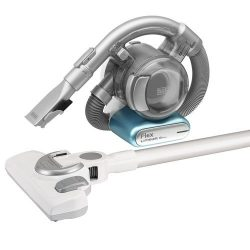 BLACK+DECKER BDH1620FLFH MAX Lithium Flex Vacuum with Stick Vacuum Floor Head, 16-volt – C ...