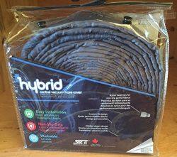Central Vacuum Hose/Tube Cover 30 Feet Long – Vacuum Hose/Tube Sock Helps Protect Furnitur ...