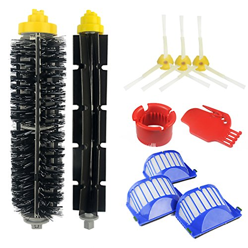 Accessory for IRobot Roomba 600 610 620 630 650 660 680 Series 595 Replacement Part Kit -Include ...