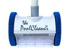 Hayward Poolvergnuegen 896584000-013 The Pool Cleaner Automatic Suction Pool Vacuum, 2-Wheel, White