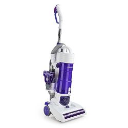 PUPPYOO Upright Vacuum Cleaner Bagless Ligthweight Corded Carpet WoodFloor Pet Hair Vacuums, Hou ...