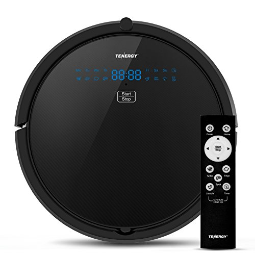 Tenergy Otis Robot Vacuum Cleaner, Max Power Suction Robotic Vacuum, Self-Charging, Smart Sensor ...