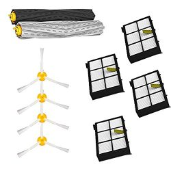 VacuumPal Replacement Parts Kit for Iobot Roomba 800 and 900 Series 805 860 870 871 880 890 960  ...