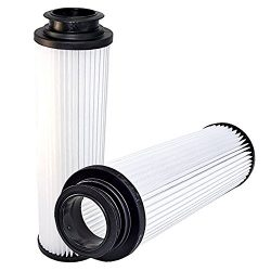 Green Label 2 PACK Type 201 HEPA Filters for Hoover Windtunnel, Savvy & Empower vacuum clean ...